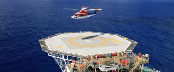 Offshore helicopter