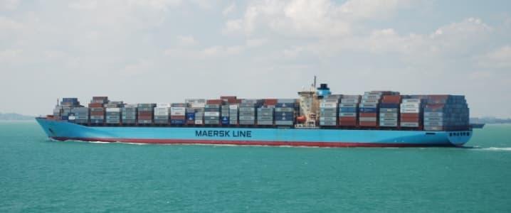 Maersk Shipping Bankrupt