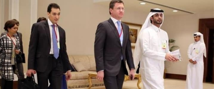 Novak OPEC meeting