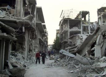 A Cry from the Heart: Syria and the Mathematics of War