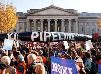 Keystone XL – Why Protestors Should be Focusing on a Much Bigger Issue