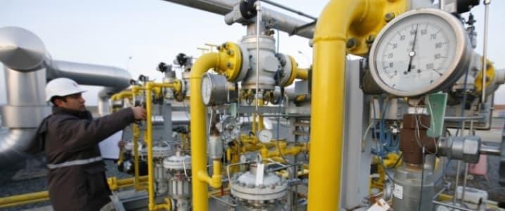 Turkey Natural Gas