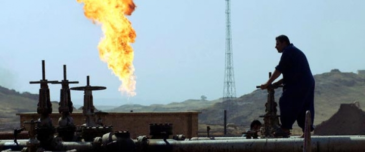 Wafra oil field