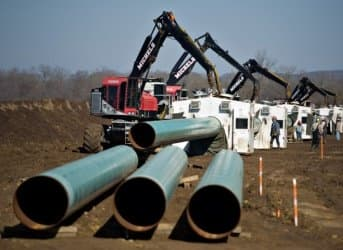 Defective Pipeline Concerns Prompt New Rules For Keystone XL
