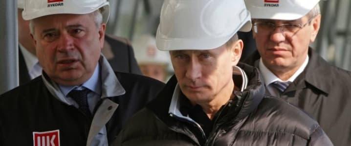 Russia LukOil Putin