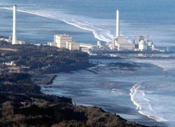 Fukushima Operator Announces Plan to Release Radioactive Water into Pacific
