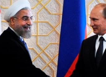 Iran Poses A Threat To Gazprom