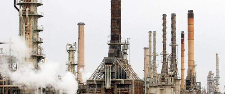 Baji refinery