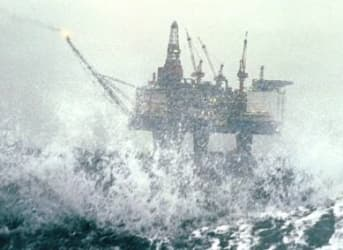 Storm Warnings Force Shell To Withdraw Offshore Staff From The Gulf