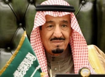 Saudi King Promises To Protect Against Oil Price Slump