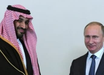 What Would A Saudi-Russian Partnership Mean For World Energy?