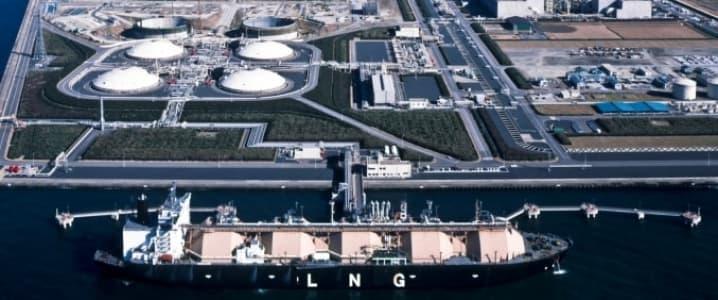 LPG terminal
