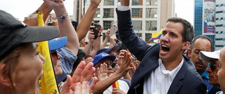 Protests Venezuela