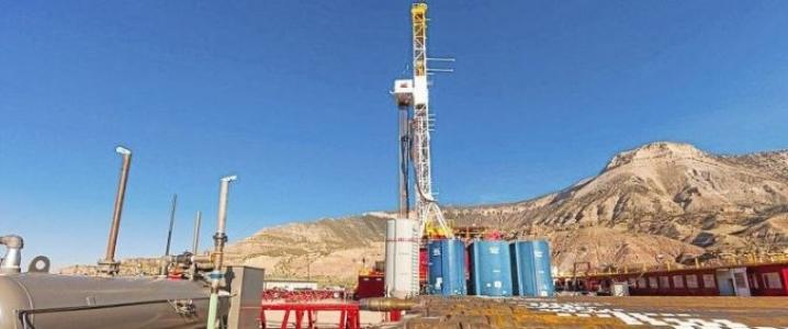 OK drilling rig