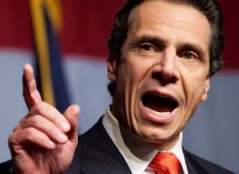 NY Governor Bans Fracking In His State
