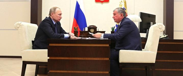 Igor Sechin Rosneft