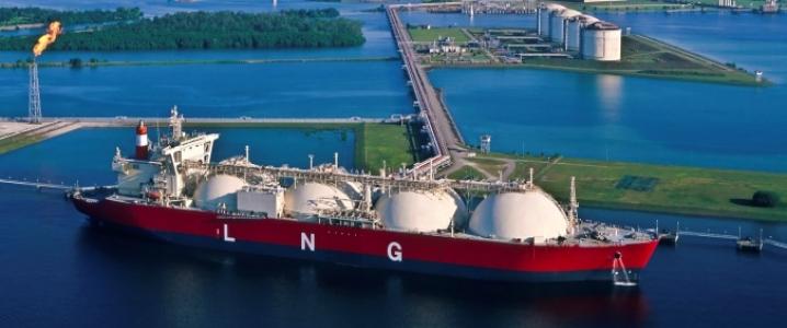 LNG Japan