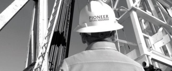 Pioneer drilling