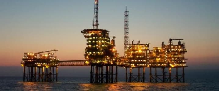 Offshore drilling operation