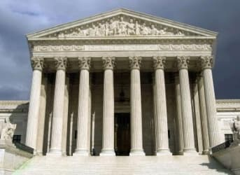 Supreme Court Vacancy Leaves Energy Industry In Limbo