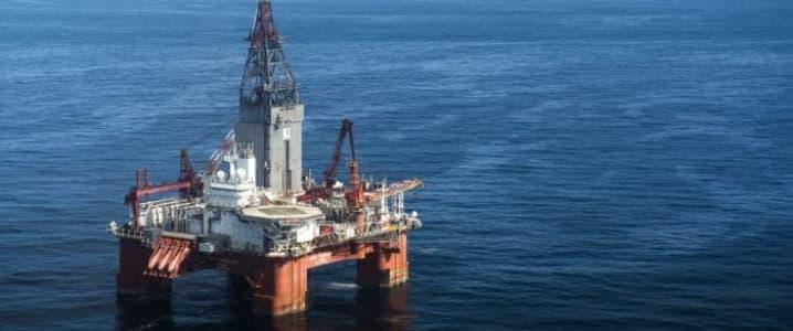 Barents Sea oil