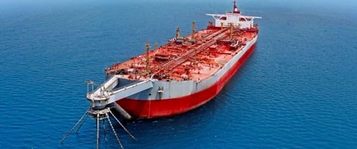 Houthi tanker