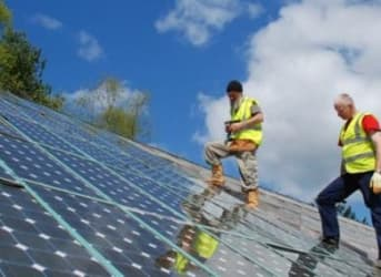 Investors Turning Away From Green Energy
