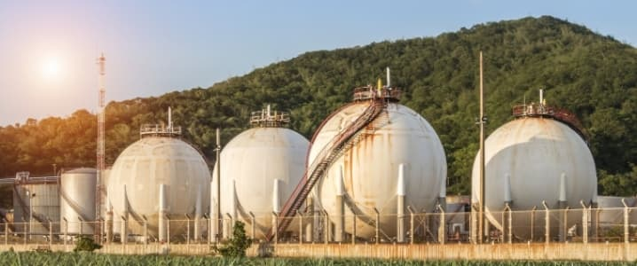 Natural Gas Storage