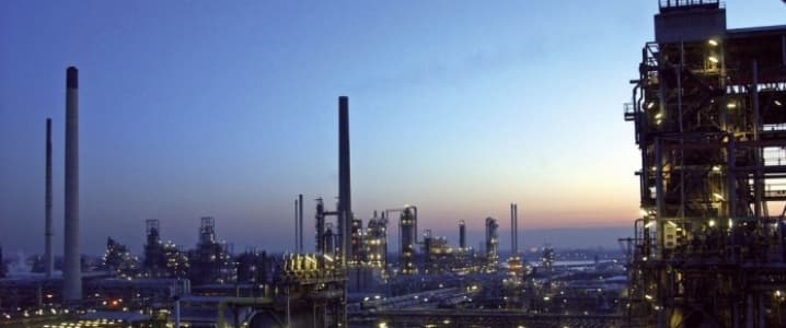 Pernis refinery