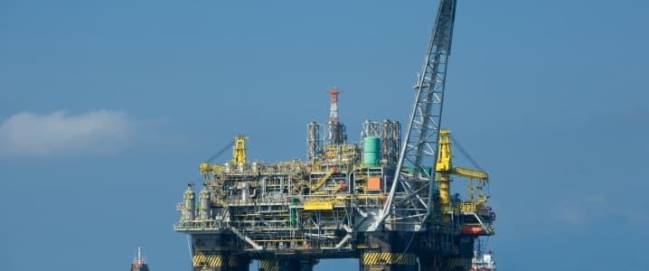 Offshore rig Brazil