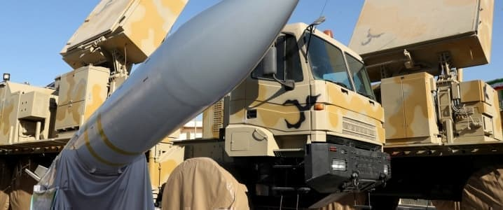 Iran defense