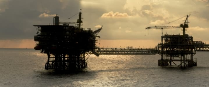 MRO offshore rig