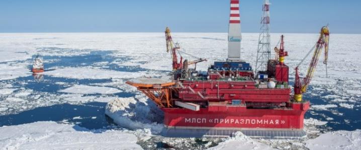 Arctic drilling platform