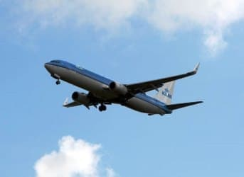 Cooking Oil Gets KLM Across the Atlantic