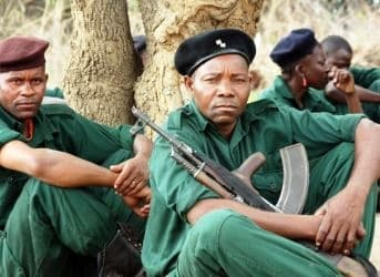 Mozambique Guerrillas Threaten Country's Energy Infrastructure
