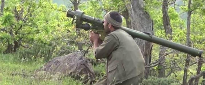 Kurdish Militant