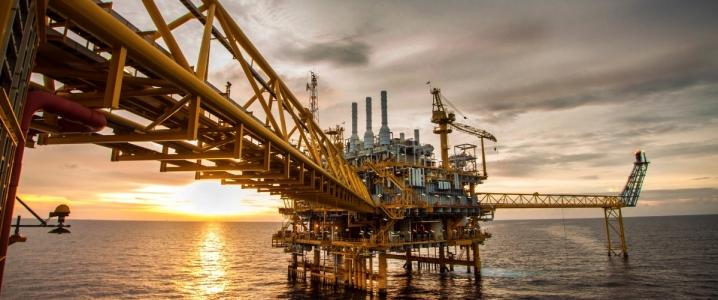 offshore deepwater rig