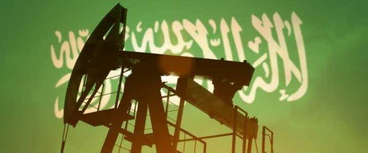 Saudi Arabia Rig