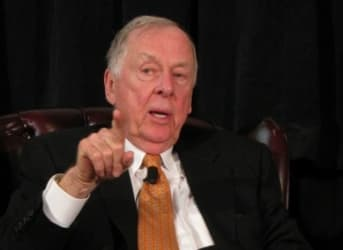 Despite Bold Predictions, T. Boone Pickens Sells All Oil Holdings