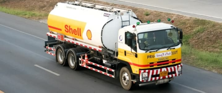 Shell's Profits Plunge 83%