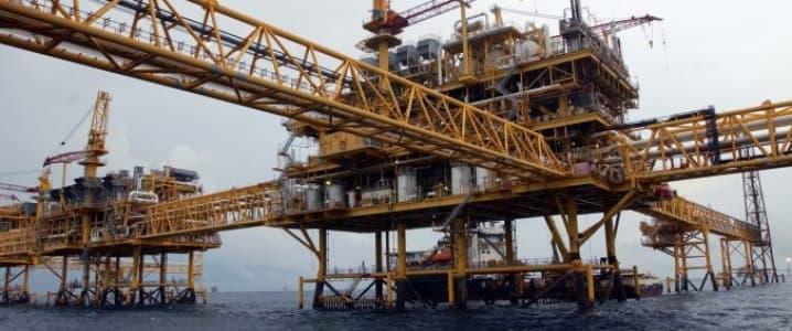 PEMEX offshore rig