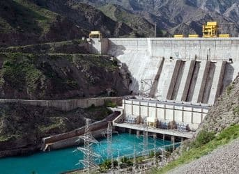 Central Asian Hydroelectric Water Wars Heat Up