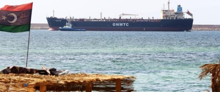 Libya oil exports