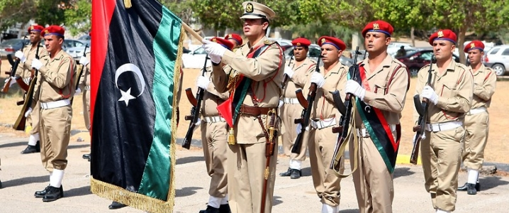 Libya army
