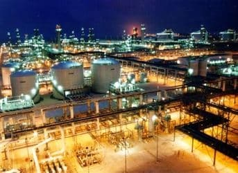 China's Sinopec Eyes Stake in Canadian LNG Project