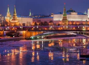 Russian Credit Rating Slashed, Economic Future Remains Dim