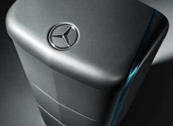 Mercedes Is Proposing A Novel Solution To Meet Energy Storage Demand