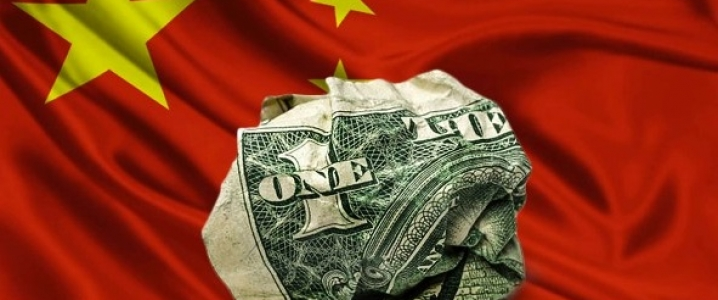 China Prepares Death Blow To The Dollar Oilprice