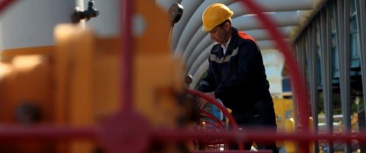Russia Ukraine Gas Control
