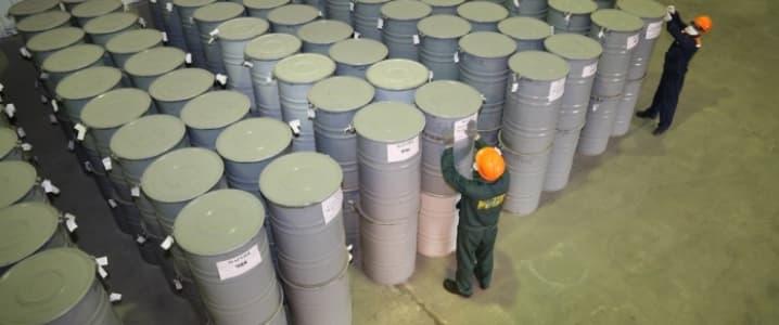 Kazakh uranium